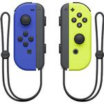 Nintendo Switch Game Controllers Nintendo Switch Joy-Con Pair - Blue/Yellow
