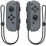 Nintendo Switch Game Controllers Nintendo Switch Joy-Con Pair - Grey