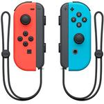 Game Controllers price comparison Nintendo Switch Joy-Con Pair - Red/Blue