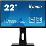 "Monitors price comparison Iiyama ProLite XUB2294HSU-B1 21.5"""