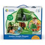 Play Set - Tiger Learning Resources Jumbo Jungle Playset
