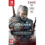 18+ Nintendo Switch Games The Witcher 3: Wild Hunt - Complete Edition