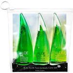 Aloe Vera - Gift Box / Set Holika Holika Jeju Aloe Face & Bodycare Set
