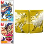Nintendo Switch Games price comparison Pokemon Sword & Shield: Dual Edition