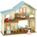 Doll House - Fabric Sylvanian Families Hillcrest Home Gift Set