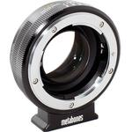Lens mount adapter Metabones Speed Booster Ultra Nikon F to Sony E Lens mount adapter