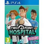 3+ PlayStation 4 Games Two Point Hospital