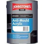 Mould paint Paint Johnstone's Trade Anti-Mould Acrylic Wall Paint, Ceiling Paint Beige 5L