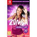 Dance Nintendo Switch Games Zumba Burn it Up!