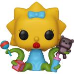 The Simpsons - Figurines Funko Pop! Animation the Simpsons Alien Maggie