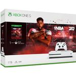 Game Consoles Deals Microsoft Xbox One S 1TB - NBA 2K20
