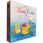Party Games - Quiz & Trivia Hasbro Trivial Pursuit: Family Edition