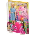 Dolls & Doll Houses Barbie Travel Doll