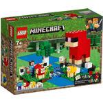 Animals - Lego Minecraft Lego Minecraft The Wool Farm 21153