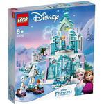 Plasti - Lego Disney Lego Disney Elsa's Magical Ice Palace 43172