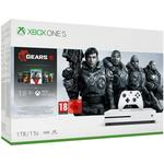 Xbox One Game Consoles Deals Microsoft Xbox One S 1TB - Gears 5 Bundle