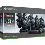 Xbox one 1tb console Game Consoles Deals Microsoft Xbox One X 1TB - Gears 5 Bundle