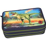 Pencil Case Pencil Case price comparison Depeche Triple Penal House Dino World