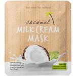 Sheet Mask - Niacinamide Too Cool For School Coconut Milk Cream Mask
