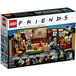 Building Games Lego Ideas Central Perk 21319