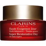 Day Cream - Non-Comedogenic Clarins Super Restorative Day Cream for All Skin Type 50ml
