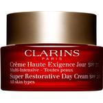 Day Cream - Non-Comedogenic Clarins Super Restorative Day Cream SPF20 for All Skin Type 50ml