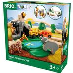 Train Track Set - Plasti Brio Safari Adventure Set 33960