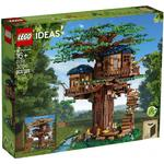 Building Games Lego Ideas Tree House 21318