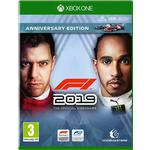 Simulation Xbox One Games price comparison F1 2019 Anniversary Edition
