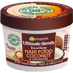 Hair Mask price comparison Garnier Ultimate Blends Hair Food Smoothing Coconut & Macadamia 3-in-1 Hair Mask 390ml
