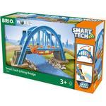FSC - Train Track Extensions Brio Smart Tech Lifting Bridge 33961