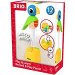 Music Boxes - Plasti Brio Play & Learn Record & Play Parrot 30262