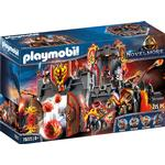 Knights - Play Set Playmobil Novelmore Flamerock Fortress 70221