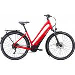 Red - E-City Bikes Specialized Turbo Como 3.0 Low Entry 2020 Female