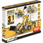 Construction Kit - Construction Site Engino JCB Wheeled Loader