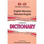 Albanska Books English-Albanian & Albanian-English One-to-One Dictionary (Exam-Suitable)