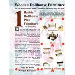 Barbie Dollhouse Plan Furniture (Paperback, 2008)