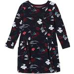 Everyday Dresses - Pocket Children's Clothing ebbe Kids Sacha Dress - Flower Print (505219)