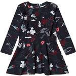 Ruffled Dresses - 1-3M Children's Clothing ebbe Kids Sadie Dress - Flower Print (505221)
