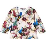 Tops - 24-36M Children's Clothing Molo Elisabeth - Oriental Peacocks (4W19A404 4874)