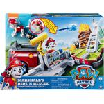 Fire fighter - Emergency Vehicle Spin Master Paw Patrol Marshall's Ride n Rescue Vehicle
