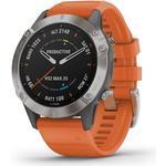 Hiking Activity Trackers price comparison Garmin Fenix 6 Sapphire Titanium