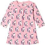 Everyday Dresses - Pink Children's Clothing Hatley Baby Kitty Swing Dress - Pink (F19PCI1223)