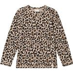 Base Layer Tops - Wool Children's Clothing Kuling Wool Tee - Leopard (481676)