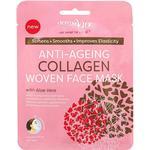 Skincare Derma V10 Anti Ageing Woven Face Mask Collagen