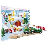 Wood - Advent Calendar Brio Christmas calendar with Toys 33814