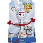 Sound - Action Figures Mattel Disney Pixar Toy Story 4 True Talkers Forky 18cm