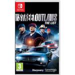 Arcade Racing Nintendo Switch Games Street Outlaws: The List
