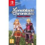 12+ Nintendo Switch Games Xenoblade Chronicles: Definitive Edition