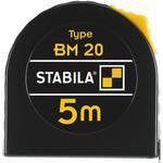 Measurement Tape Stabila BM 20 5m Measurement Tape